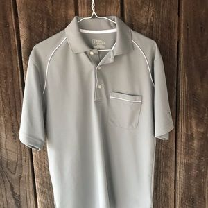 PGA Tour Shirt size small gray